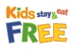 Kids stay & eat free