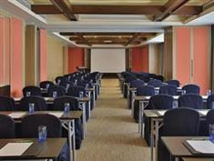 Meeting rooms at Holiday Inn & Suites Makati